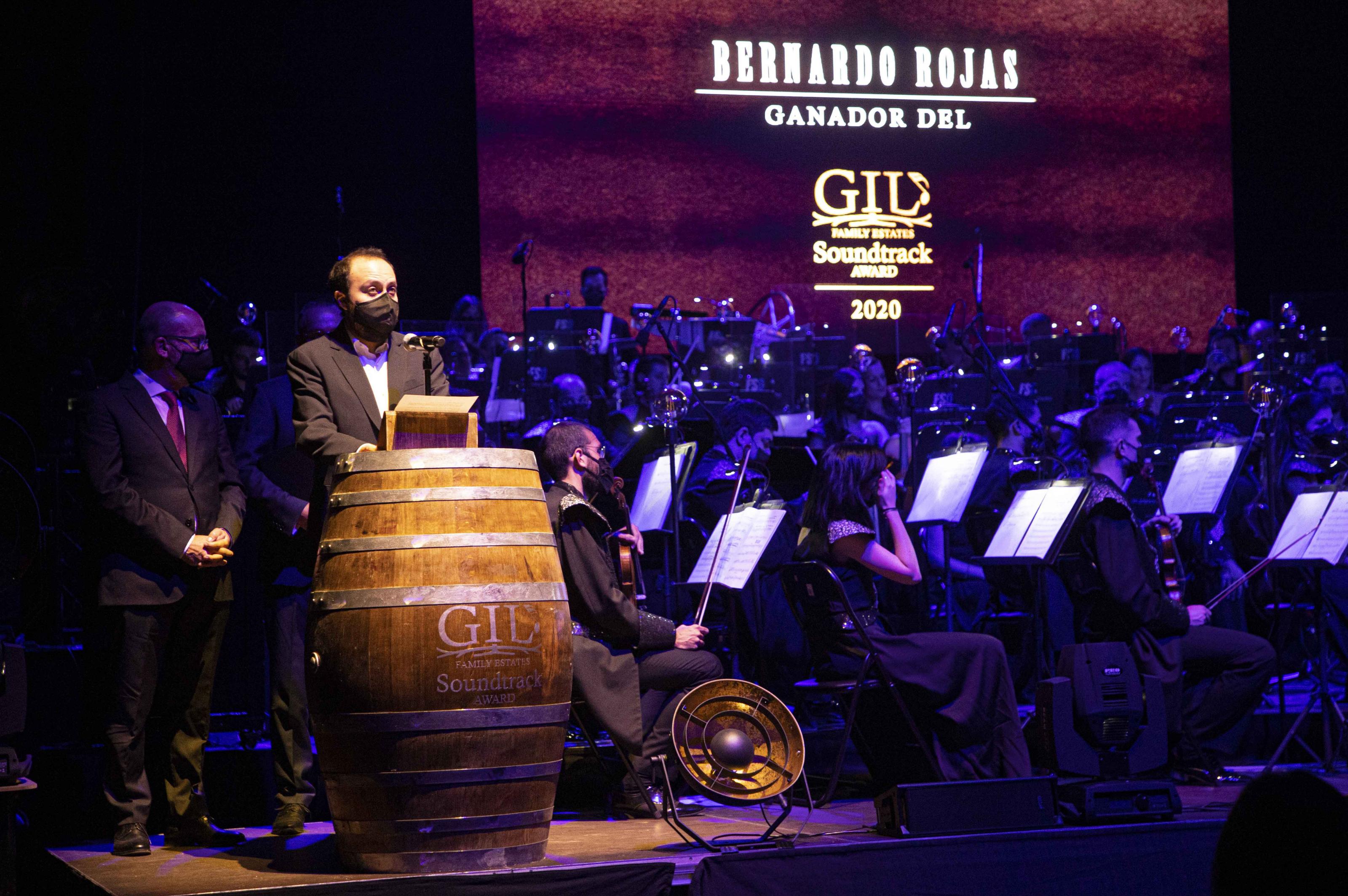 Gil Soundtrack Award