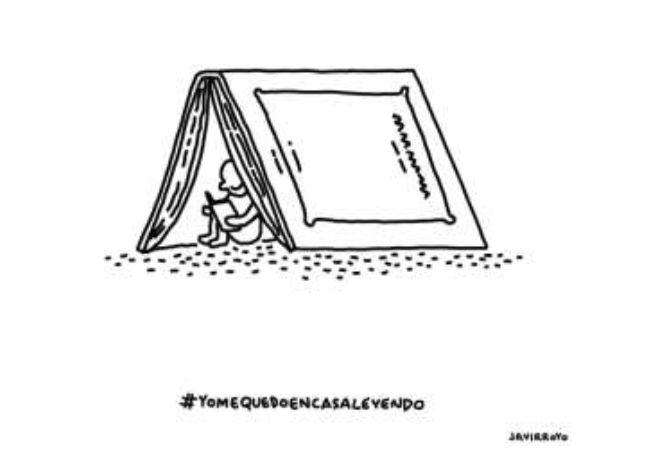 Penguin Random House Yomequedoencasaleyendo