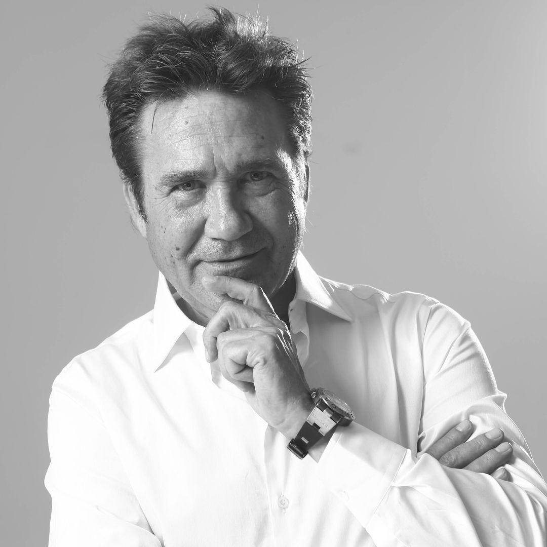 Xavier Trillo, fundador y presidente de Zonair3D